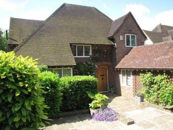 Bamford Cottage, South Hill Avenue, Harrow